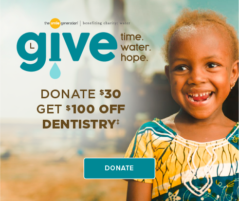Donate $30, Get $100 Off Dentistry - Laguna Beach Dental Group